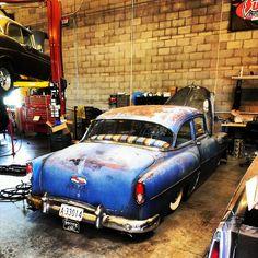 1954 Chevrolet (Robert David) (LS Swap) (Accu Air) (Patina)