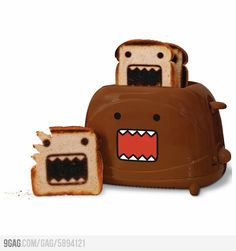 Domo Toaster..... i  want this !!!!