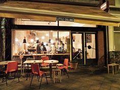 Little Collins Amsterdam: shared dining hotspot! | http://www.yourlittleblackbook.me/little-collins-amsterdam-de-pijp/