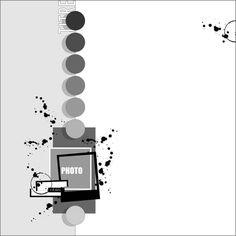 Chris fait son scrap: Happy et Wonder Scrapbook Patterns, Scrapbook Layout Sketches, Scrapbook Templates, Card Sketches, Scrapbook Supplies, Scrapbooking Layouts, Scrapbook Cards, Photo Sketch, Sketch 2