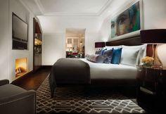 Actors Penthouse Bedroom Corinthia Hotel London