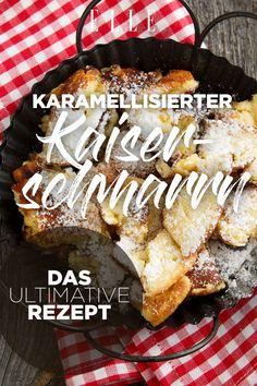 Karamellisierter Kaiserschmarrn – das ultimative Rezept#kaiserschmarrn #almliebe #rezepte #herzhafterezepte #herzhaft