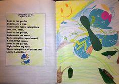 Farfallina & Marcel poem and activity