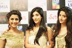 Sohai Ali Abro , Urwa & Mawra lOOking gorgeous