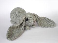 Ravelry: English lop rabbit pattern by Kati Galusz