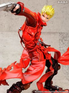 AmiAmi [Character & Hobby Shop] | Trigun the Movie: Badlands Rumble - ARTFX J: Vash the Stampede 1/8 Complete Figure(Released)