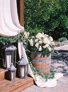 Rustic Vineyard Wedding - Inspired by This