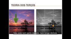Curso de Fotografia Grátis - aula 7 - regras dos terços, pontos ouro