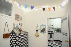 10 ideias para decorar as paredes do seu quarto