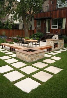 idei pentru pavat curtea yard paving design ideas