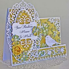 Hello, Its Lisa back this week sharing more New Cheery Lynn Diecuts from this month's new release! Stepper Cards, Die Cut Cards, Crafters Companion, Folded Cards, Frame, Blog, Design, Picture Frame, A Frame