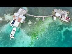 Aerial Video from Los Roques with Ricardo Campello - windsurf , kitresur...