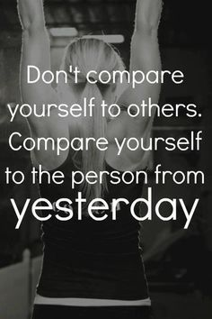 Compare Yourself