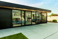 Garden House: stijlvolle tuinkamers