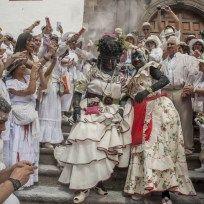 Bajando la escalinata! Indianos en imágenes | Indianos en La Palma, isleños en Cuba