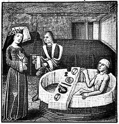 Tudors washed themselves a lot more often that what is generally thought. How often is not exactly known but the fact that recipes for soap ...