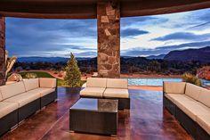 Snow Canyon State Park, Utah, 4549 Painted Sky Dr, St George, Utah - page: 1 #mansion #dreamhome #dream #luxury http://mansionhomes.co/dream/snow-canyon-state-park-utah/