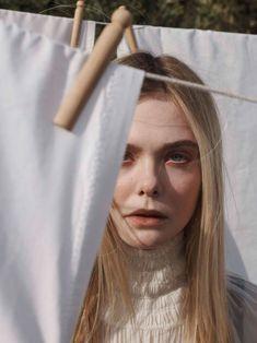 Porter Magazine May 2018 Elle Fanning by Benny Horne - Fashion Editorials