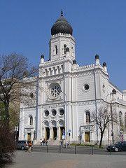 Synagogue in Hungary - Kecskemét
