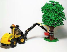Forest harvester | by monsinjor - Lego MOCs
