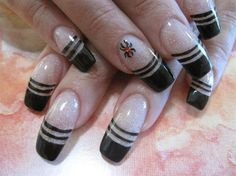 halloween french - Nail Art Gallery by NAILS Magazine