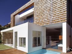 Image result for red cedar shingle cladding