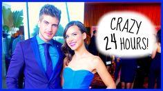 CRAZY 24 Hours in LA! + Streamys 2014