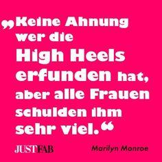 Liebe Marilyn, du sprichst uns aus der Seele <3