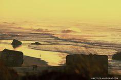 Sunset Capbreton