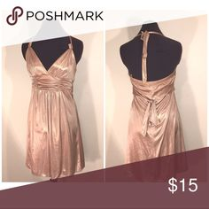 Gold Halter Dress Gold Halter Dress Speechless Dresses Prom