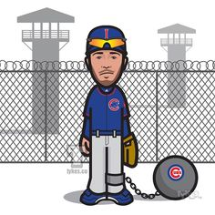 """""""FreeKrisBryantThe countdown continues as Kris Bryant makes his season debut for the Iowa Cubs.Congratulations to@jones_j31and  @kgholleras our winners of their very own custom Tyke for using the #FreeKrisBryant hashtag.Be on the lookout, more contest to come!#KrisBryant #ChicagoCubs #Cubs #baseball #MILB #adidasBaseball #tyke #tykes #MyTyke www.tykes.co"""