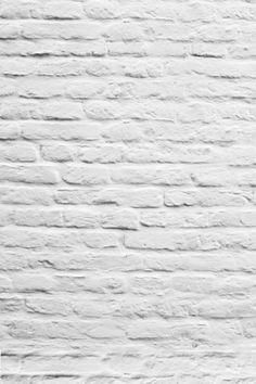 White brick wall                                                                                                                                                                                 More