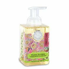 Michel Design Works Tutti Frutti Foaming Hand Soap