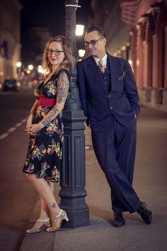 Mia Goldsmith & Peter Loggins, photo: Klemen Razinger