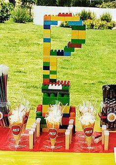 Fiesta de Lego, lego party