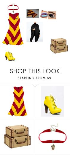 """""""Untitled #1"""" by crabbies on Polyvore featuring Slater Zorn, Qupid, Warner Bros. and Calvin Klein"""