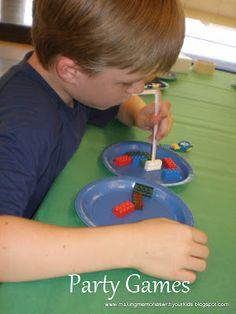 Spielidee Lego-Geburtstag