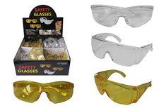 Promo Safety Glasses - 36 - Units