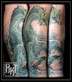 #andrewrtrull.com #spokanetattooartist I Tattoo, Tattoo Artists, Watercolor Tattoo, Temp Tattoo