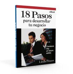 18 pasos para desarrollar tu negocio – Linda Pinson – PDF  #empreder #negocios #LibrosAyuda  http://librosayuda.info/2016/03/05/18-pasos-para-desarrollar-tu-negocio-linda-pinson-pdf/