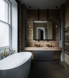 People judge the caliber of your home based on the value of your bathroom. Contemporary bathroom design is the very first major option when modern individuals are attempting to have a brand-new bathroom. Bathroom remodelling is a rather hard job. Industrial Bathroom Vanity, Zen Bathroom, Bathroom Styling, Bathroom Ideas, Bathroom Furniture, Bathroom Stand, Bathroom Radiators, Japanese Bathroom, Bathrooms Decor