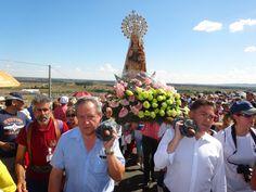 Marcos Martínez destaca la importancia de recuperar y mantener las tradiciones de las diferentes zonas de la provincia. El presidente de la Diputación asiste a la tradicional Romería de Castrotierra