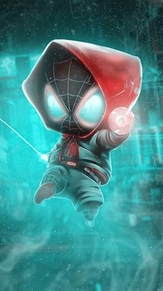 Cute Spiderman - IPhone Wallpapers