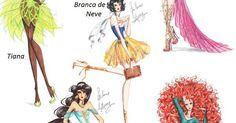 """❤ Princesses Ladies en Møde Tøp Mødel et Défilé ❤ """"Superbe"""" ❤   Princesses Disney   Pinterest   Princesses, Disney Princess and Disney"""