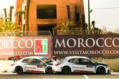 C-Elysee WTCC Maroc 2015