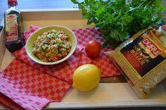 Food and More - Rezeptra: Bulgursalat