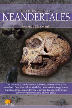 Portada Breve historia de los neandertales