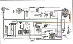 volvo penta 5 7 engine wiring diagram boat volvo, boat engine