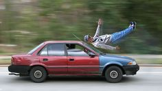Funniest Excuses Made To Car Insurance Companies