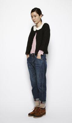 2012.11.12 | 30DAYS COORDINATE | niko and... magazine [ニコ アンド マガジン]